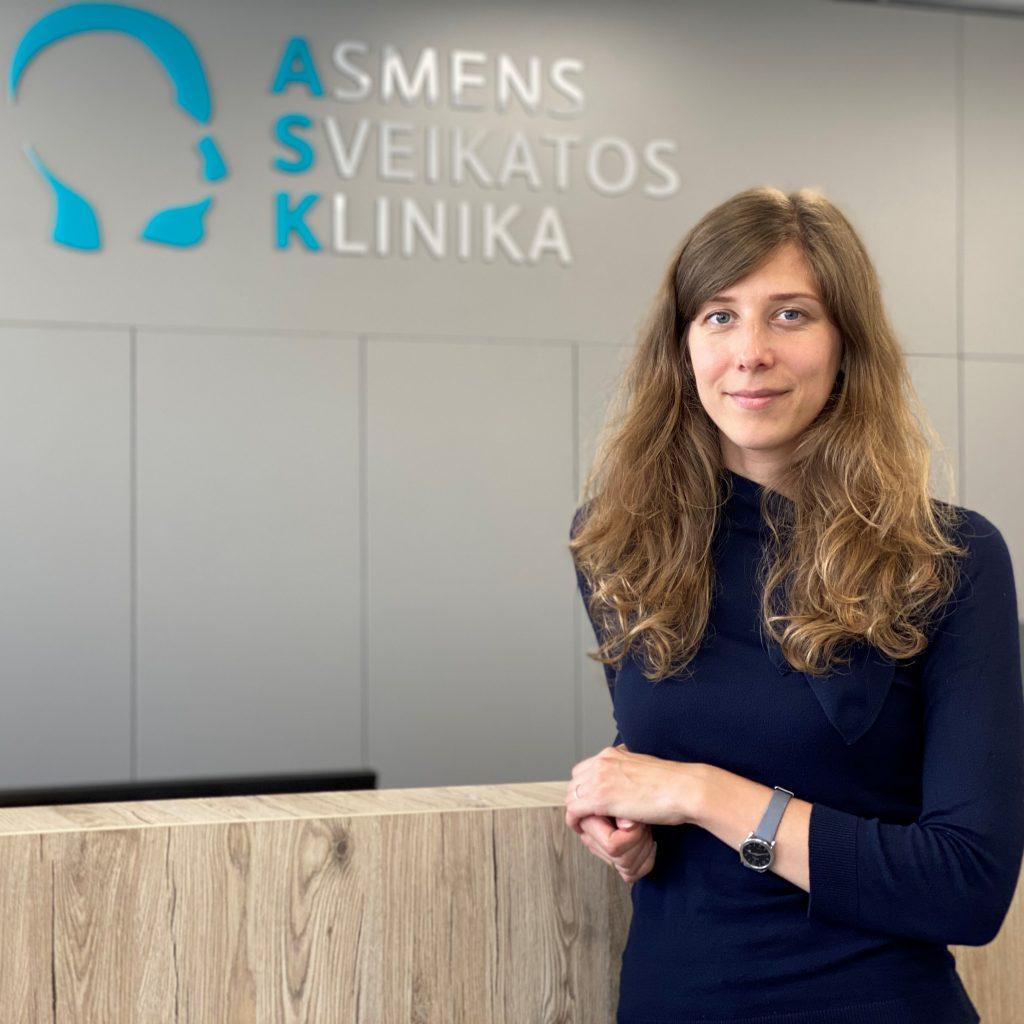 Danguolė Švedavičienė - Medicinos psichologė